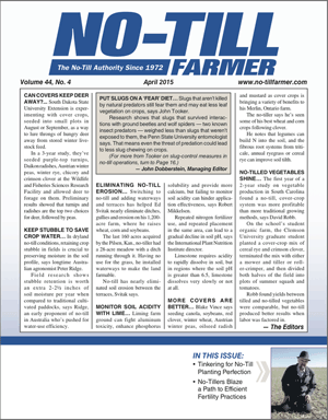 April 2015 Edition of No-Till Farmer