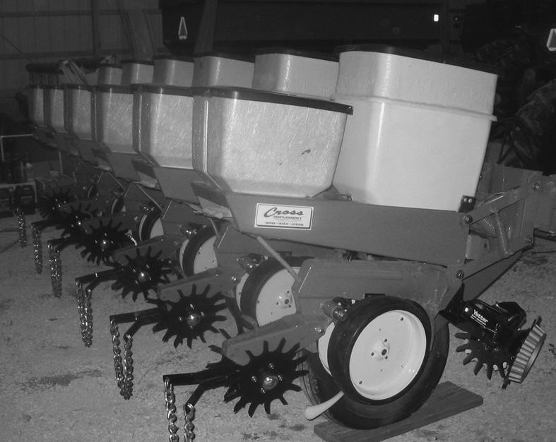 Mission Possible Rebuilding A Notill Planter Farmer