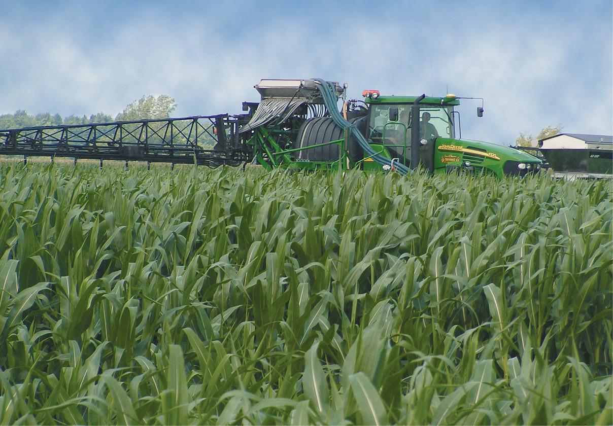 John Deere Sprayer >> No-Tillers Finding New Ways To 'Cover Up' | No-Till Farmer