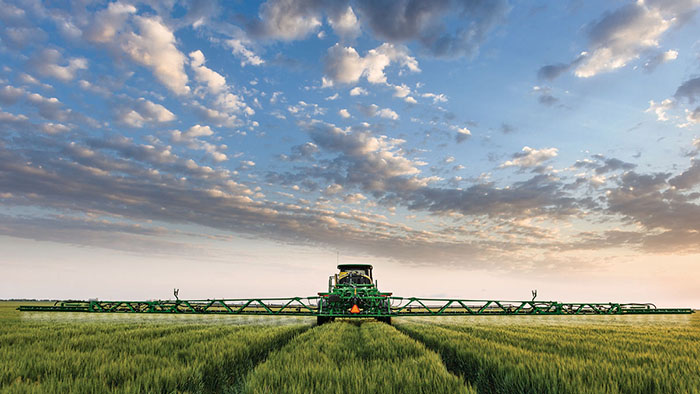 John Deere Sprayer >> Why Your Glyphosate May Not Be Working   2014-05-01   No ...