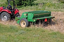 From Food Production To Cover Crops The Great Plains 10 Foot End Wheel No Till Drill 1006nt Combines The Productivity Of A Large Drill With The