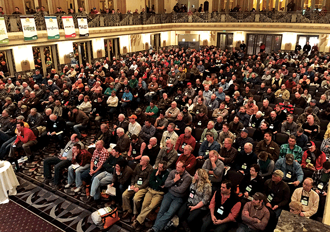 National No-Tillage Conference in Session