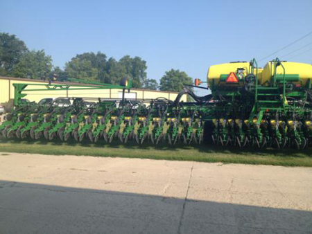 New Incentive Helps Growers Give 20 Inch Twin Rows A Try No Till