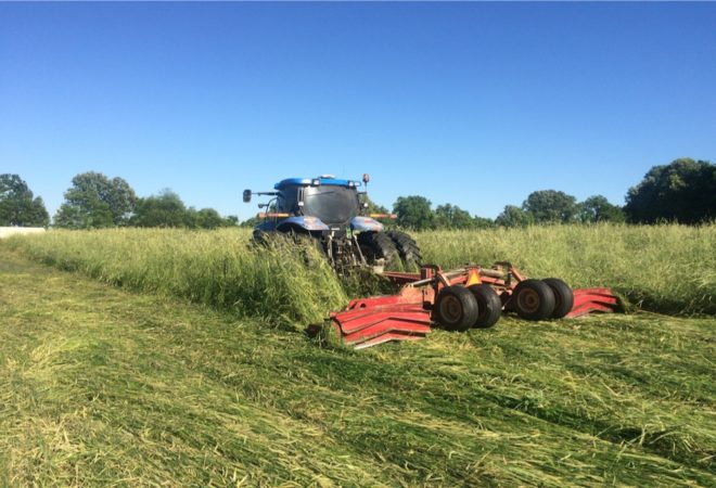 Swapping 'Jugs' for Cover Crops Leads to Greener No-Till Future