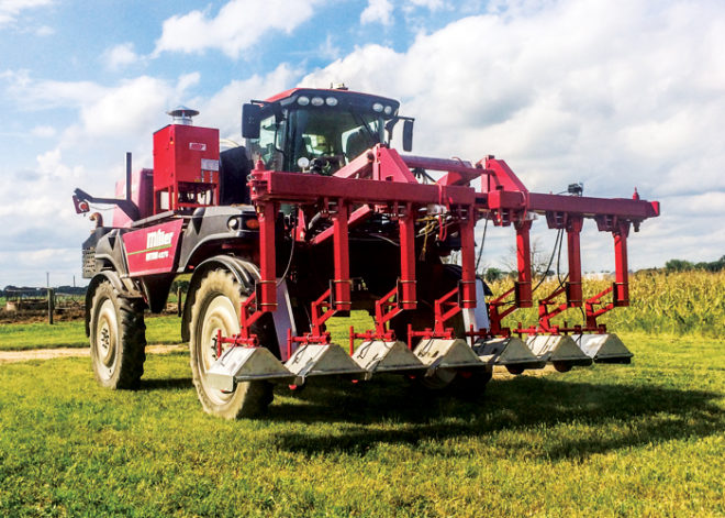 New Tool Seeks to Drown Out No-Till Weeds