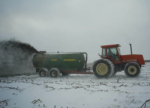 manure application in winter