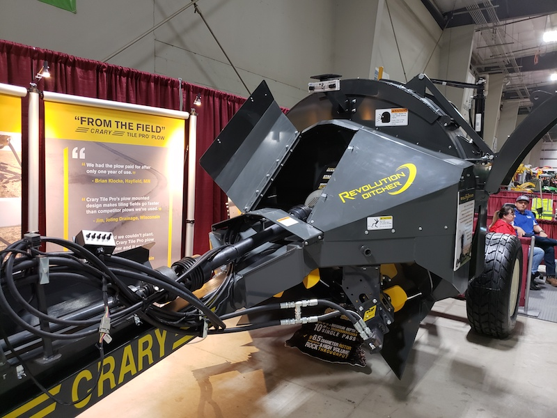 Crary 2019 Revolution Ditcher