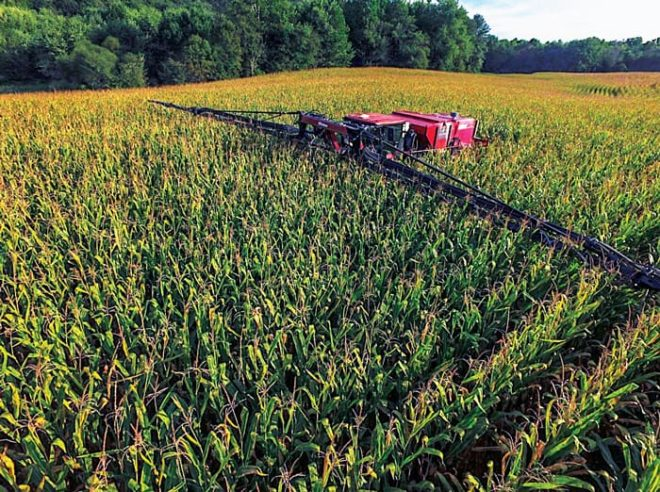 No-Tillers Go 'High and Wide' to Make Cover Crops Work
