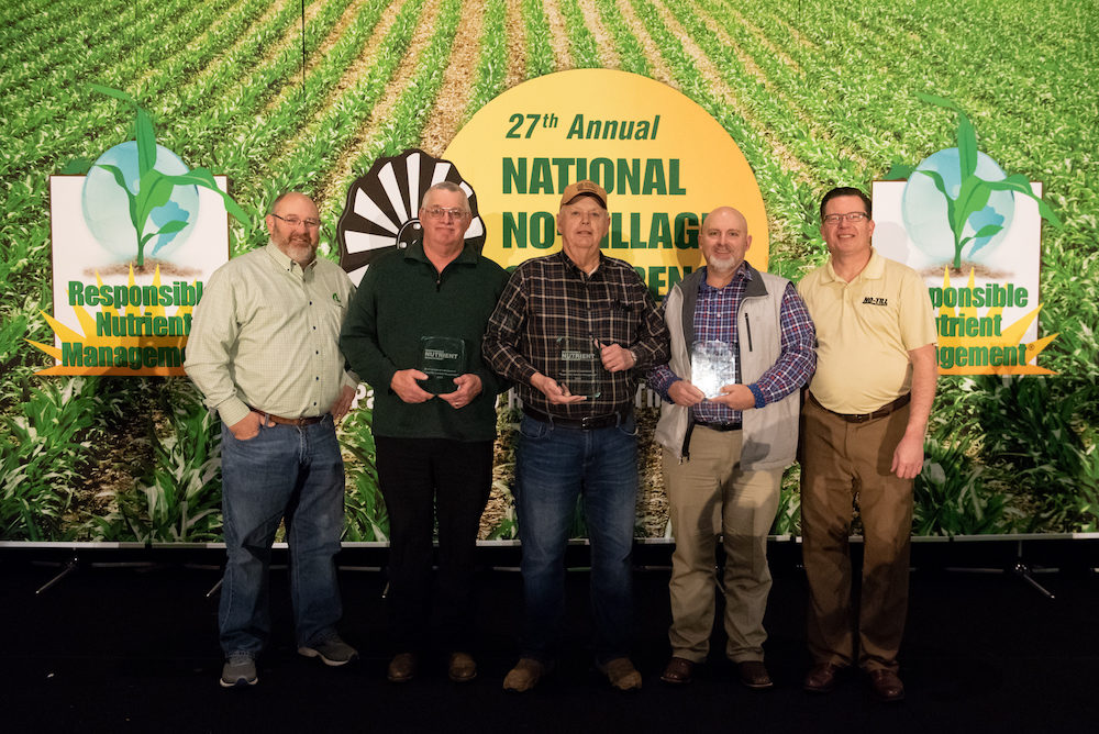 Responsible Nutrient Management winners 2019