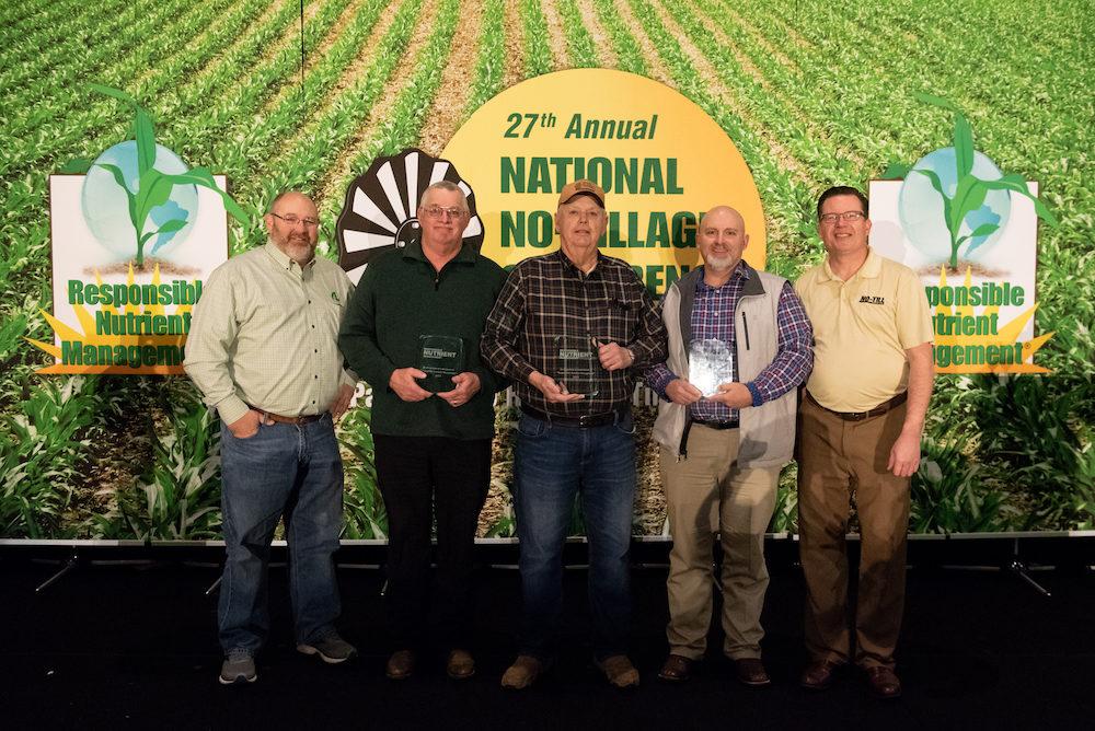 Responsible Nutrient Management winners 2019