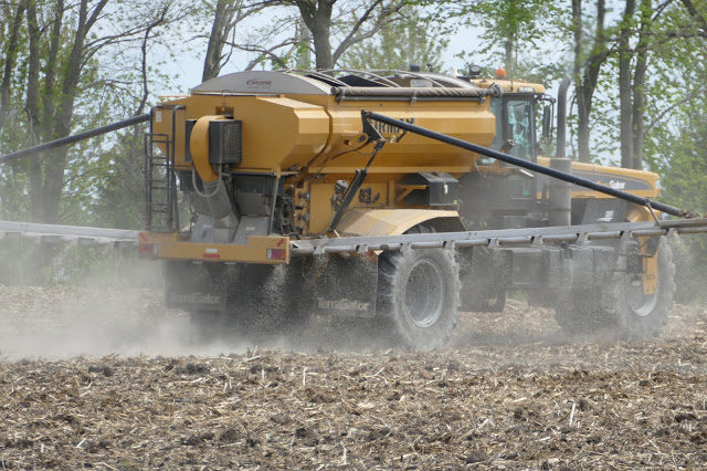 Nutrient Application