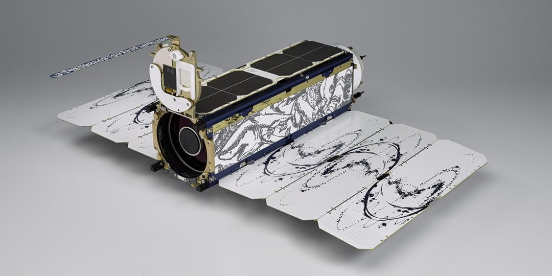 CubeSat from Planet