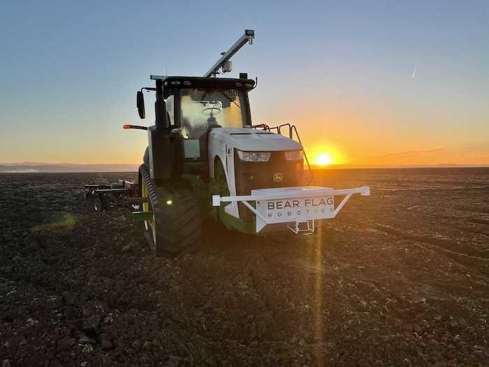 Deere Acquires Bear Flag Robotics