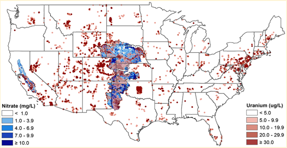 More Peril For The Ogallala Aquifer NoTill Farmer - Aquifer map of us