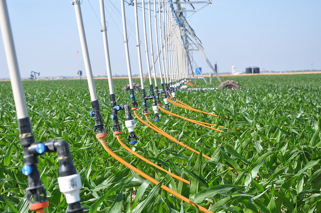 Mobile Drip Irrigation Seeks Foothold In Western Kansas
