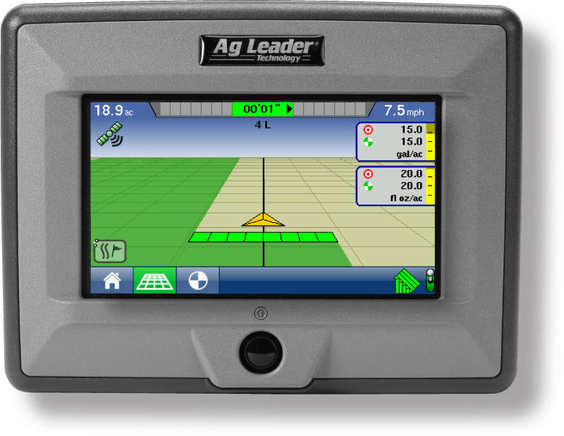 Ag Leader's Edge Display Gets New Capabilities