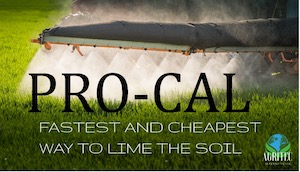 Pro-Cal from AgriTec International