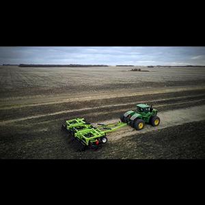 Schulte SoilStar VTX-300 Variable Tillage