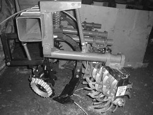 Dream Machine strip-till rig