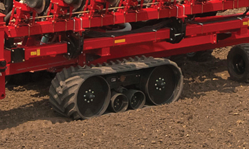 White Planters 8936-30 track system