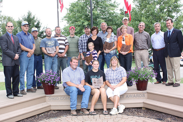 Ohio conservation farming winners