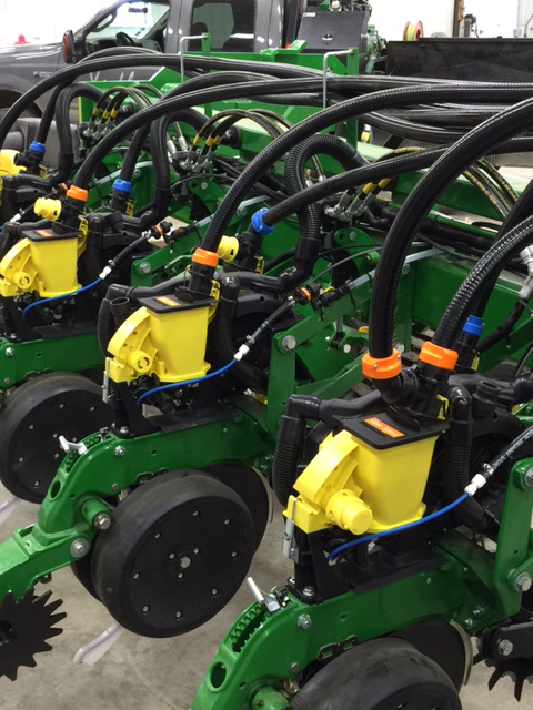 Using Residue Layers Precision Tools To Boost No Till Profitability