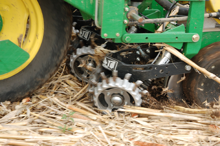 Tips For Making No-Tilled Corn-On-Corn Successful