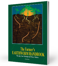 The Farmer's Earthworm Handbook w/ pages