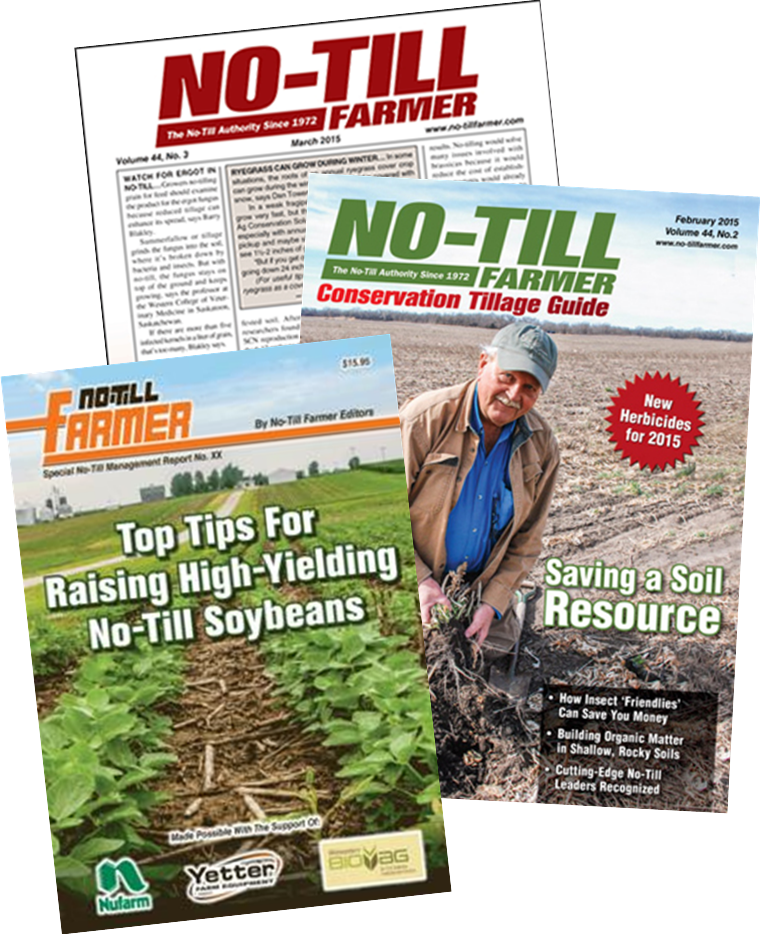 NTF Covers + Soybean Report