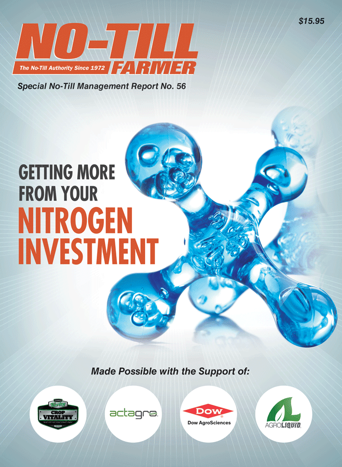 Getting More From Your Nitrogen Investment