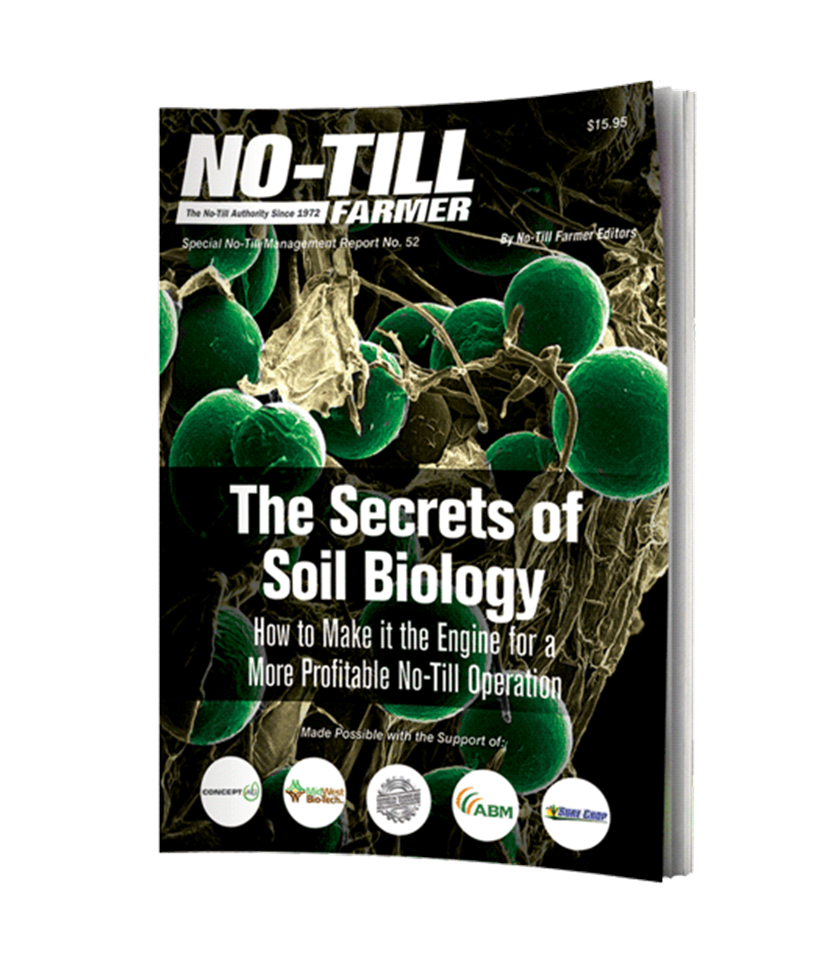 The Secrest of Soil Biology
