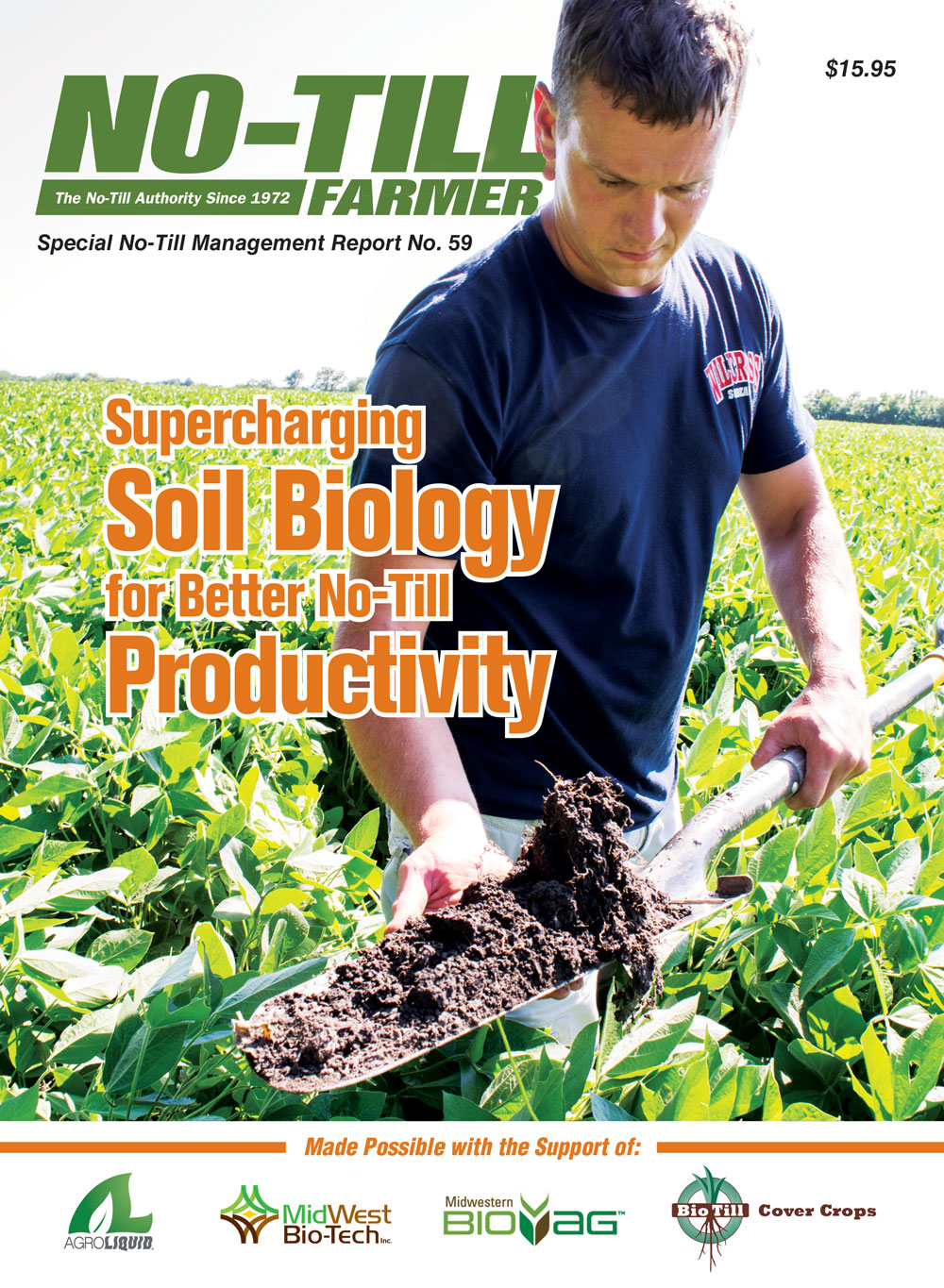 Supercharging Soil Biology for Better No-Till Productivity