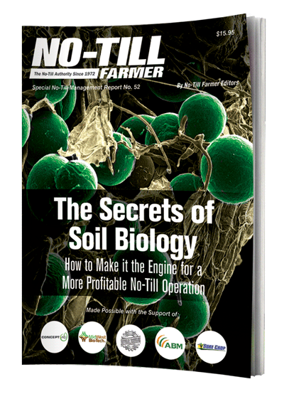The Secrets of Soil Biology Report