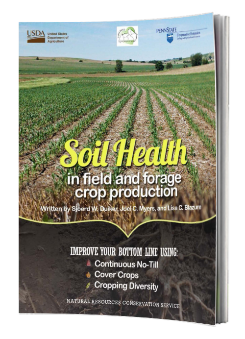 Better Soils with the No-Till System