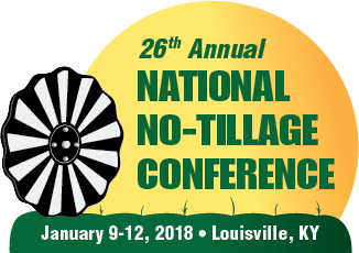 2018 National No-Tillage Conference