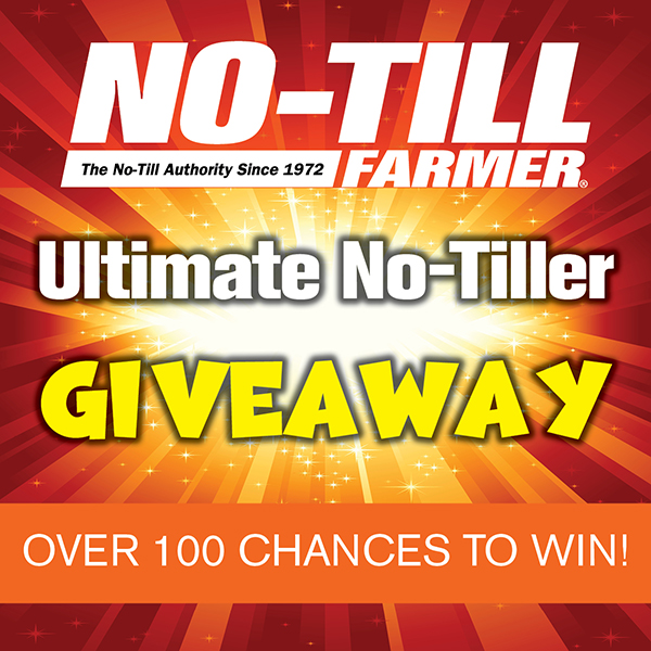 Ultimate No-Tiller Giveaway