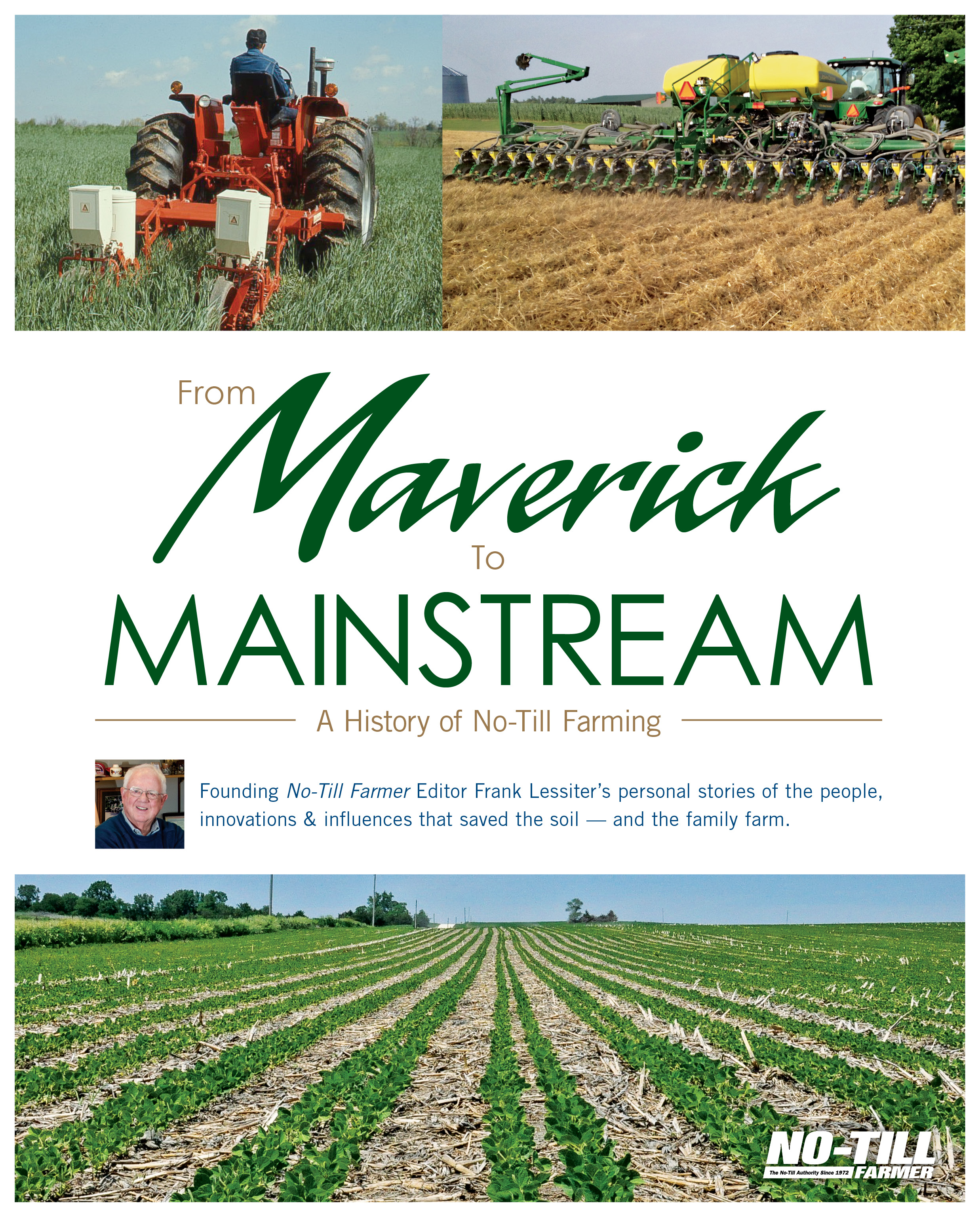Maverick to Mainstream Cover
