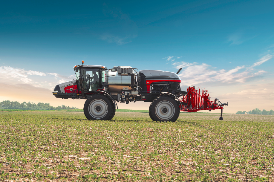 Case IH Patriot 25th Anniversary Edition