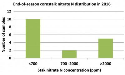 cornstalk nitrate