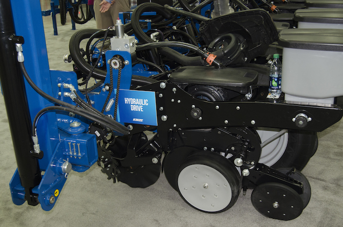 New Products Revealed At National Farm Machinery Show No