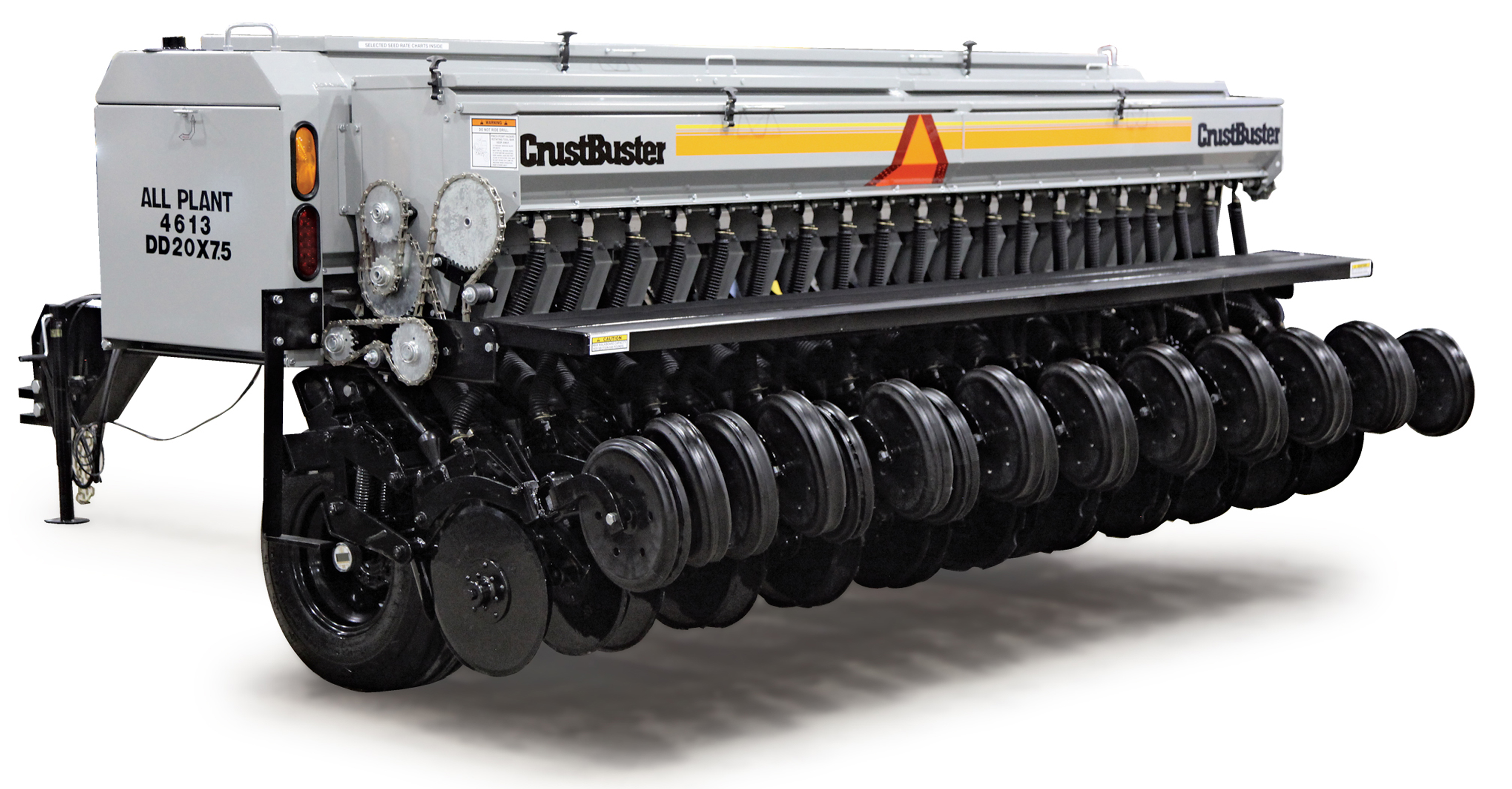 CrustBuster All Plant No-Till Conservation Drill