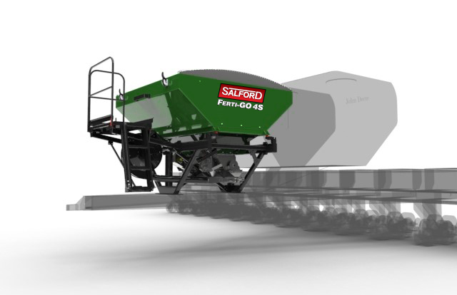 Salford 6700 spreader