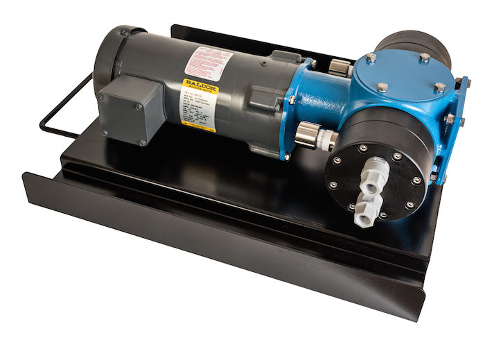 CDS-John Blue Diaphragm Fertigation Pump Series