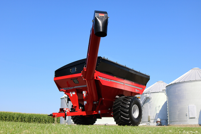 Unverferth Mfg. Co. Inc. X-TREME Grain Carts_0918  copy