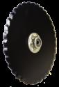 Precision Tillage Technology Saber Tooth Planter Disc Opener_1119 copy