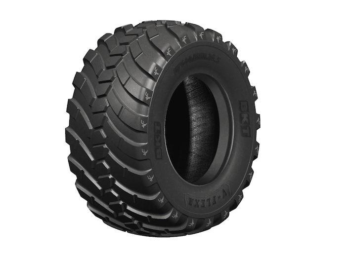 BKT V-FLEXA Tire_1119 copy