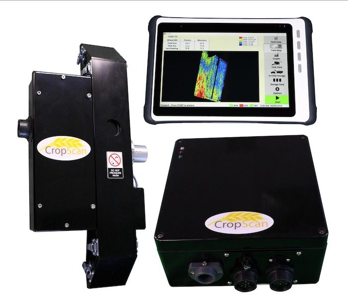 Next Instruments CropScan 3300H On Combine Analyzer_0520 copy