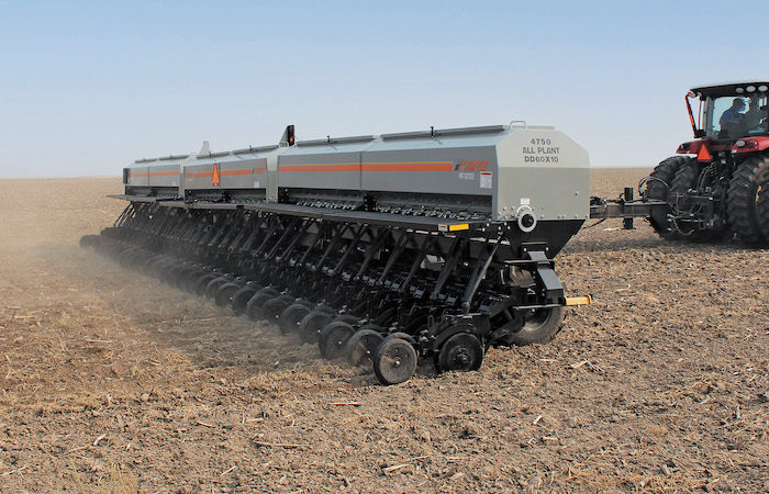CrustBuster/Speed King Inc. CrustBuster Three-Section 50 Foot All Plant Drill_1220 copy