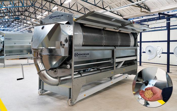Kongskilde Industries A/S KDC 4000 PLUS and KDC 8000 PLUS Grain Combi-Cleaners_0121 copy