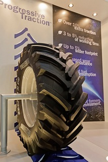 Trelleborg's New Tire Technology Wins 'Machine of the Year' At Agritechnica